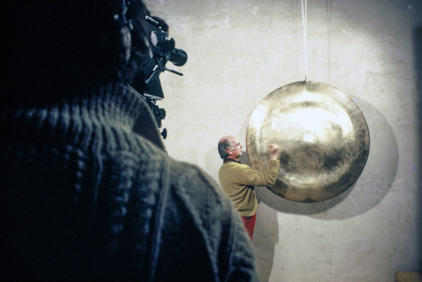 Photo 10 of 15 in A New Box Set Captures Harry Bertoia at the Sonambient Barn