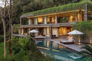 An Incredible Vacation Villa in the Balinese Jungle That's Part Chameleon - Photo 1 of 17 -