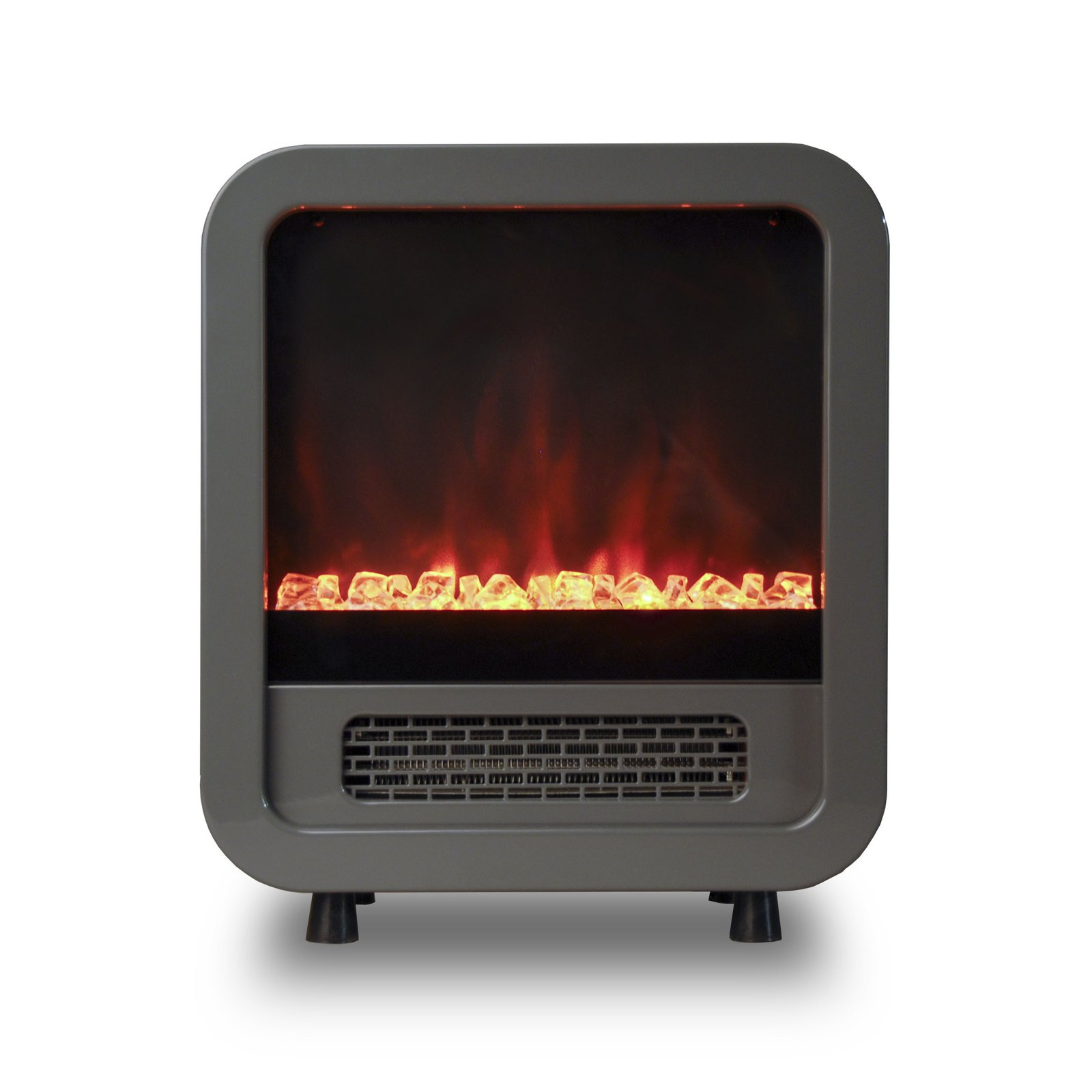 and free home today overstock fireplace product garden space shipping corliving heater desktop