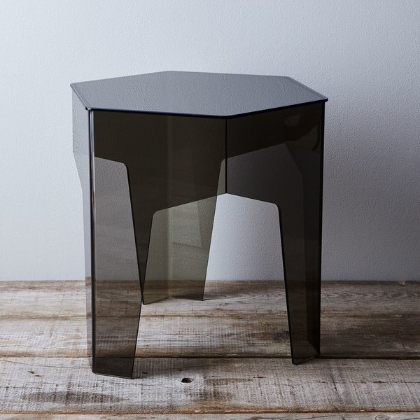 Accent Tables For Living Room Part - 14: Gus*Modern Hive Acrylic End Table