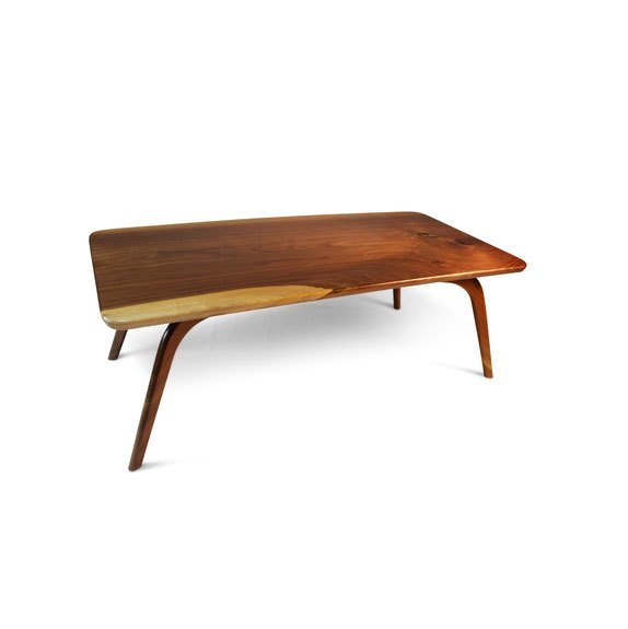 Studio Vestri Walnut Elements Coffee Table