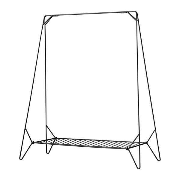 "Menu Foldable Metal Clothing Rack ""Anker"""