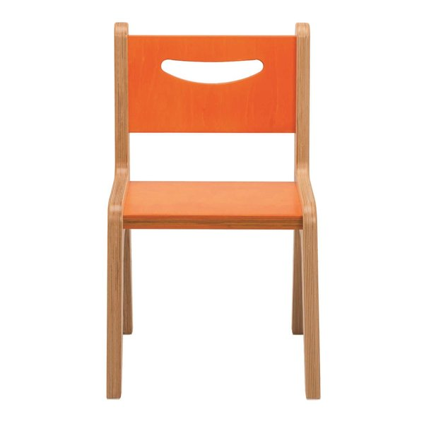 Whitney Plus Color Chair, 12-In. High from Whitney Brothers