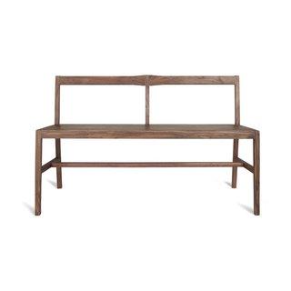 Kaufmann Gathering Bench (Walnut)