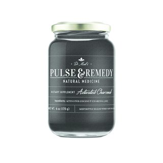 Pulse and Remedy Activated Coconut Charcoal Powder