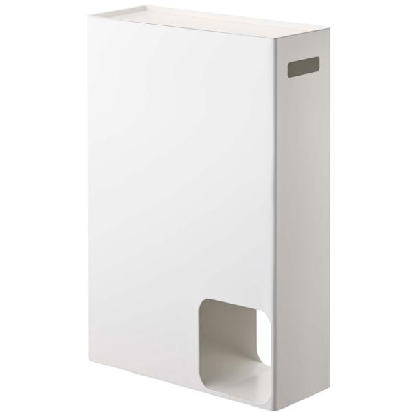 "Yamazaki Home Toilet Paper Holder ""Plate"""