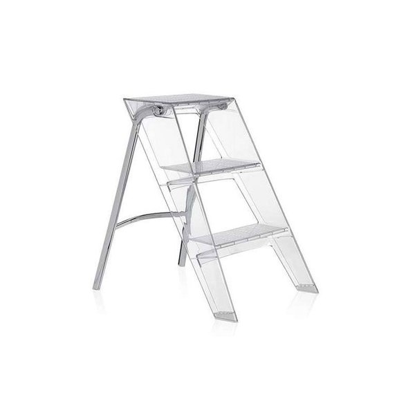 Upper Step Ladder from Kartell