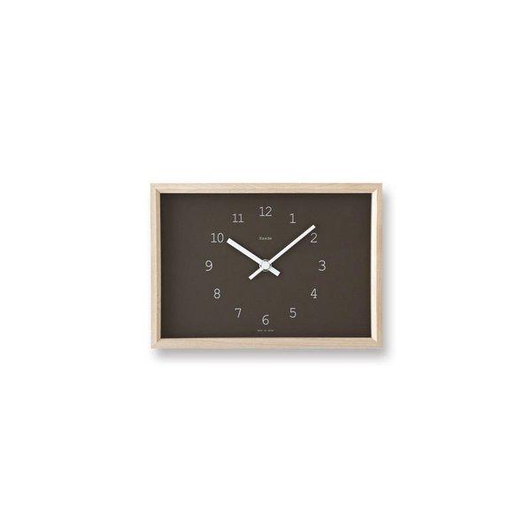 Lemnos Kaede Table Clock
