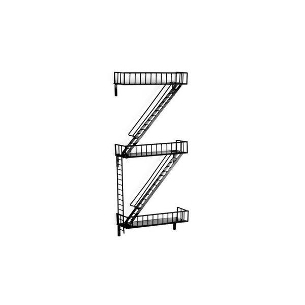 DesignIdeas, Ltd. Fire Escape Shelf