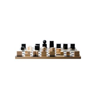 Naef Bauhaus Chess Set