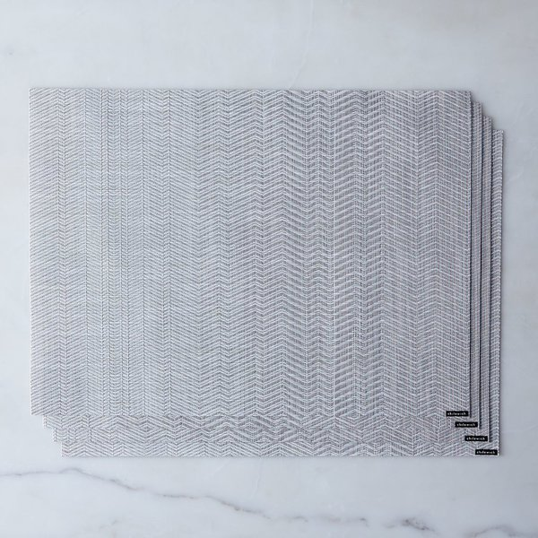 Chilewich Waves Placemats (Set of 4)