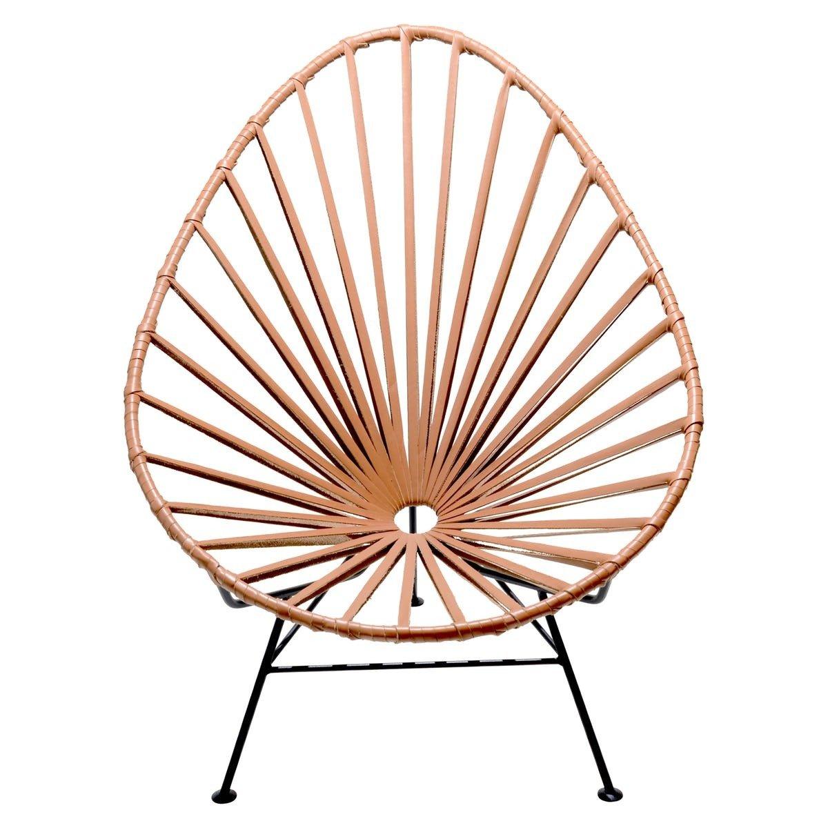 Mexa Acapulco Leather Lounge Chair