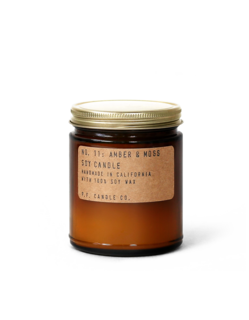 P.F. Candle Co. No. 11: Amber & Moss