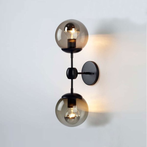 Roll & Hill Modo Wall Sconce – 2 Globes