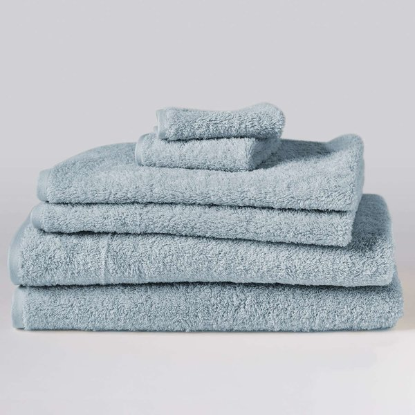 Coyuchi Cloud Loom Six Piece Towel Set