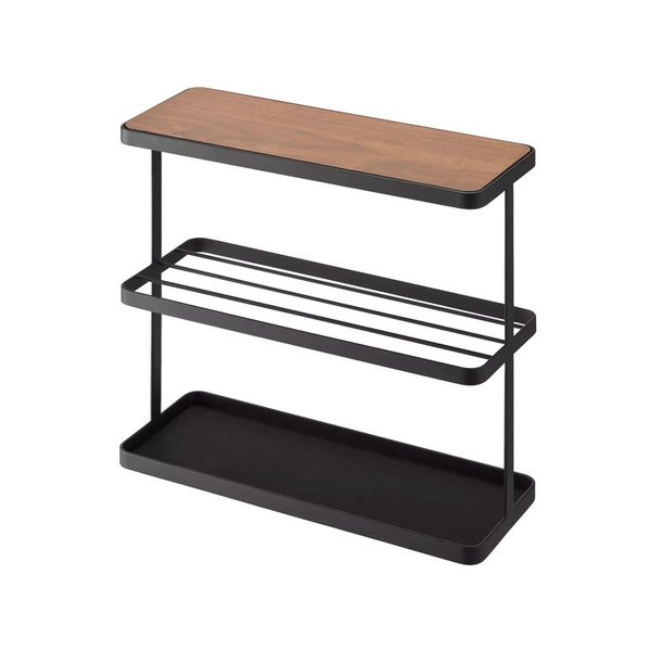 Yamazaki Side Table & Magazine Holder