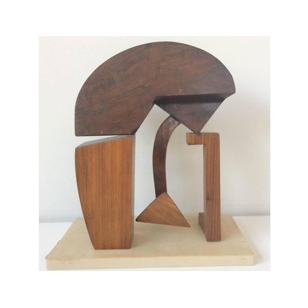 Leon Smith Wood Sculpture