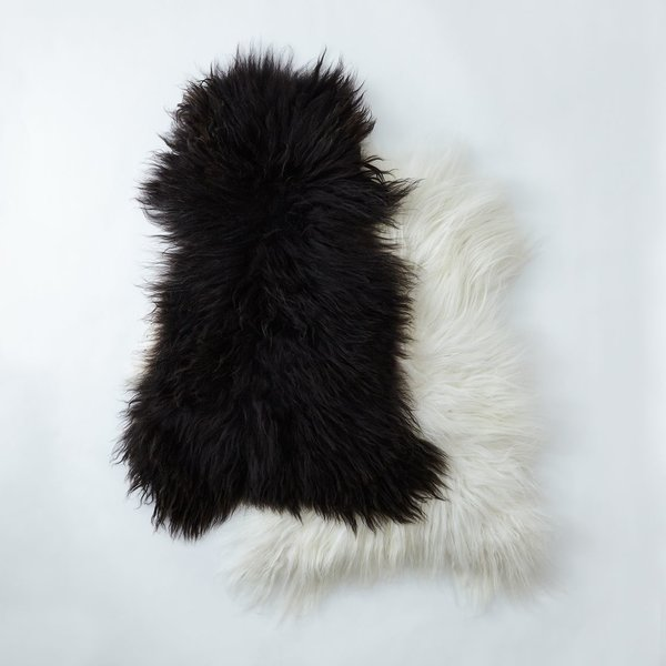 Hawkins New York Icelandic Sheepskin