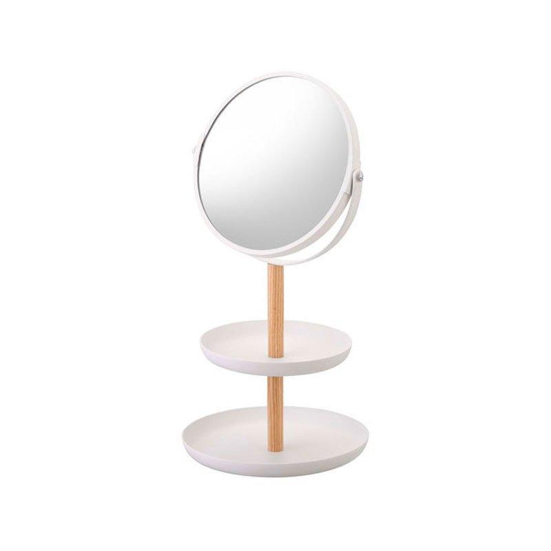 Yamazaki Tosca Tiered Catch-All Dish With Mirror