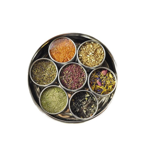 Farm Candy Chef's Choice Artisanal Set of Seven Salts