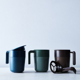 Kinto To-Go French Press Mug (Set of 2)