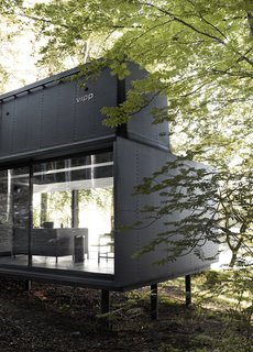 An Experimental New Hotel Includes a Steel Prefab and a Copenhagen Loft - Photo 2 of 9 -