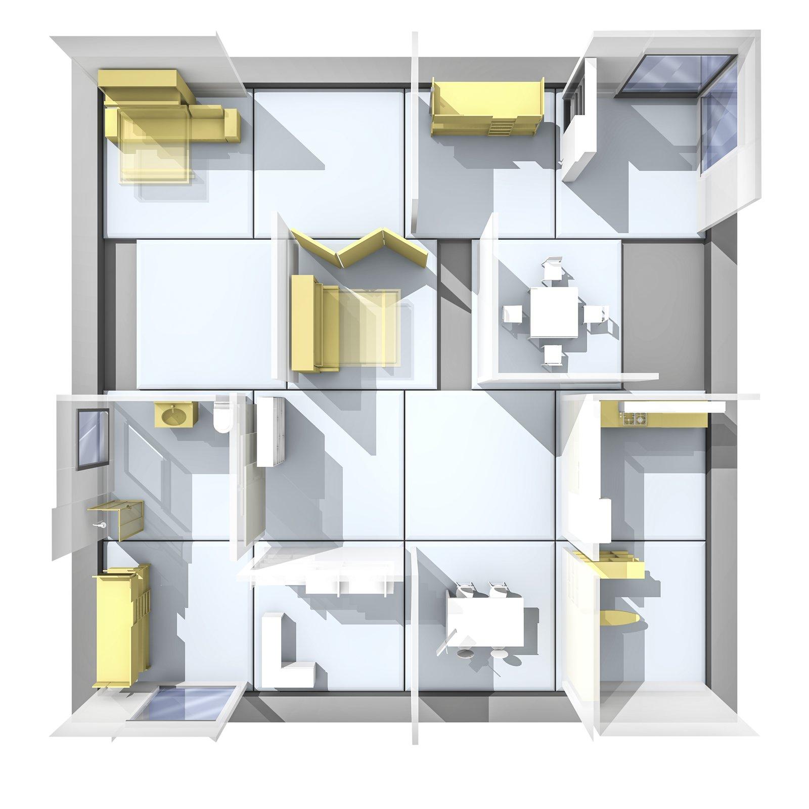 Photo 2 of 5 in An Exhibit Explores Ways to Combat the U.S. Housing ...