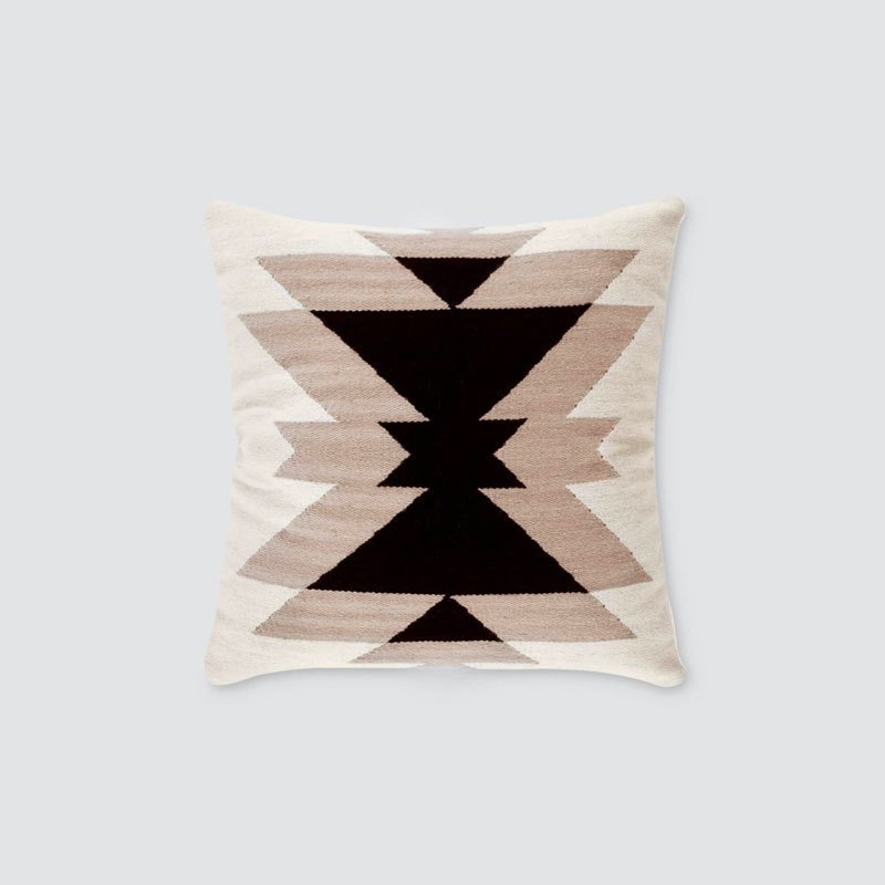 The Citzenry Alma Pillow - Almond