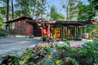 Live Out Frank Lloyd Wright's Usonian Vision in This Home That's Asking $725K