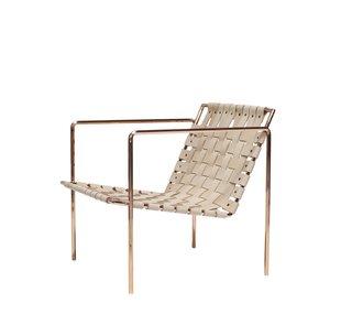 Eric Trine Rod + Weave Chair