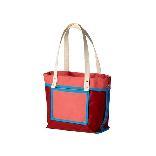 Heath Ceramics Reversible Tote in Poppy