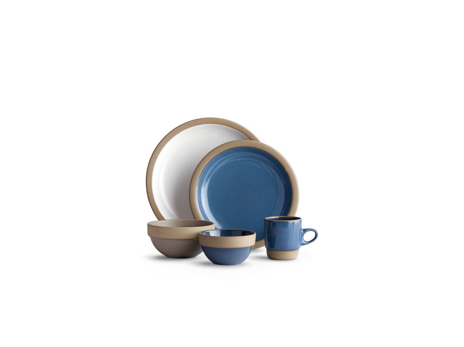 Heath Ceramics Full Dinnerware Set by Heath Ceramics - Dwell