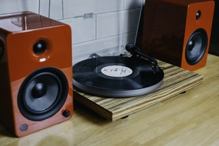 Why the Crosley C20 Turntable Should Be on the Design and Music Lover's Wish List