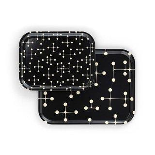 Vitra Classic Trays in Eames Dot Pattern Reverse Dark