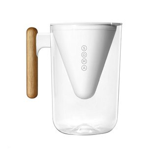 Soma Sustainable Pitcher & Plant-Based Water Filter