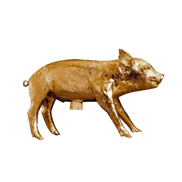 Areaware Reality Bank in the Form of a Pig
