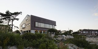 "A home on Cape Ann's rocky shore becomes a refuge that offers resilience in the face of an unpredictable future. <br></p><p>As an architecture student at Yale, William Ruhl was instructed to spend a day in a wheelchair, navigating such campus landmarks as Paul Rudolph's Brutalist Art and Architecture Building, which he remembers as an ""inaccessible masterpiece."" His understanding of how those with mobility challenges negotiate the built environment only deepened when he cofounded Boston-based Ruhl Walker Architects and began grappling with his clients' aging-in-place concerns. <br>"