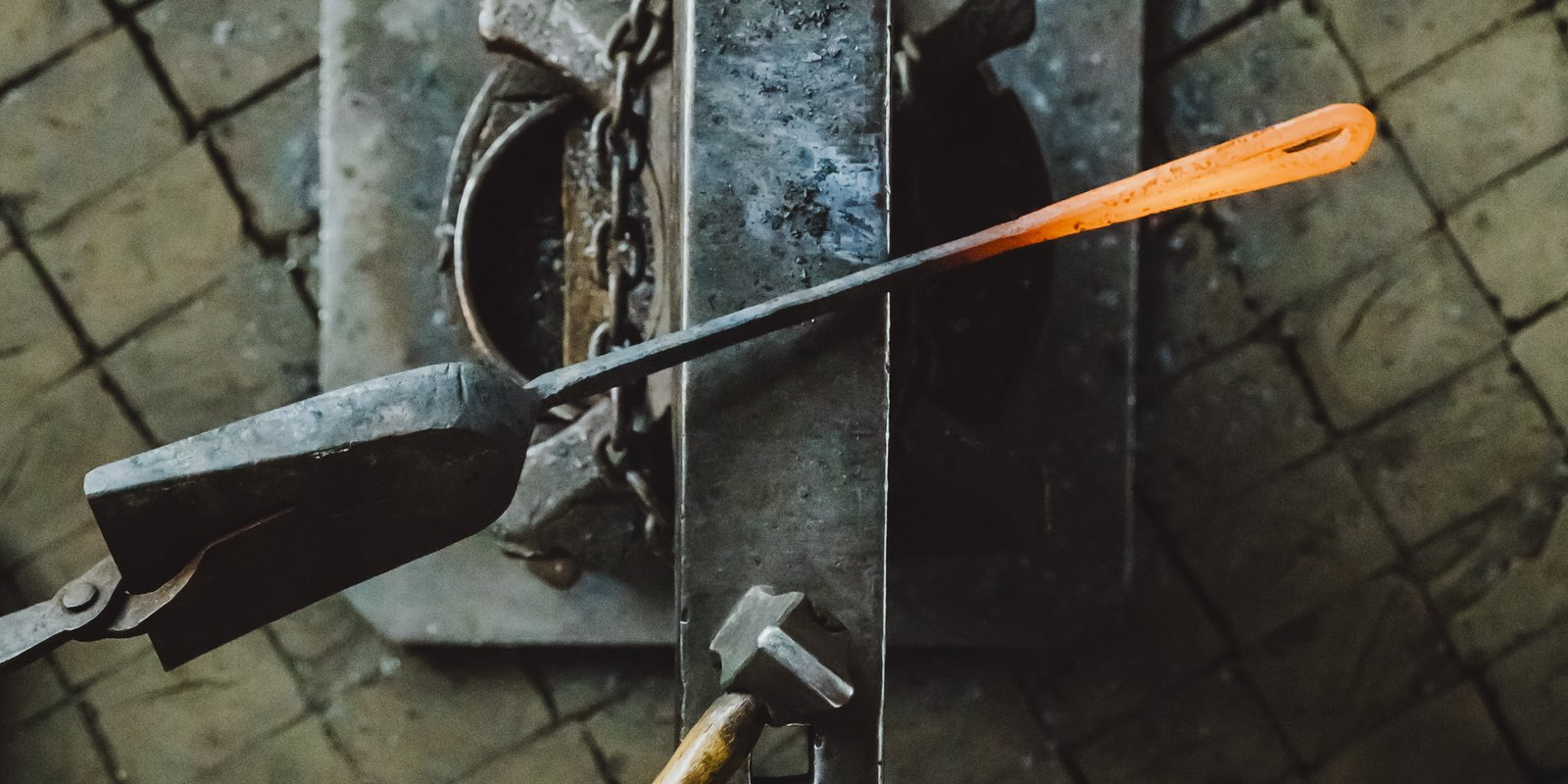 Photo 1 of 14 in Meet a Seasoned Blacksmith Who Reveals His Art's Painstaking Process