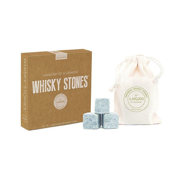 Teroforma Handcrafted Whisky Stones