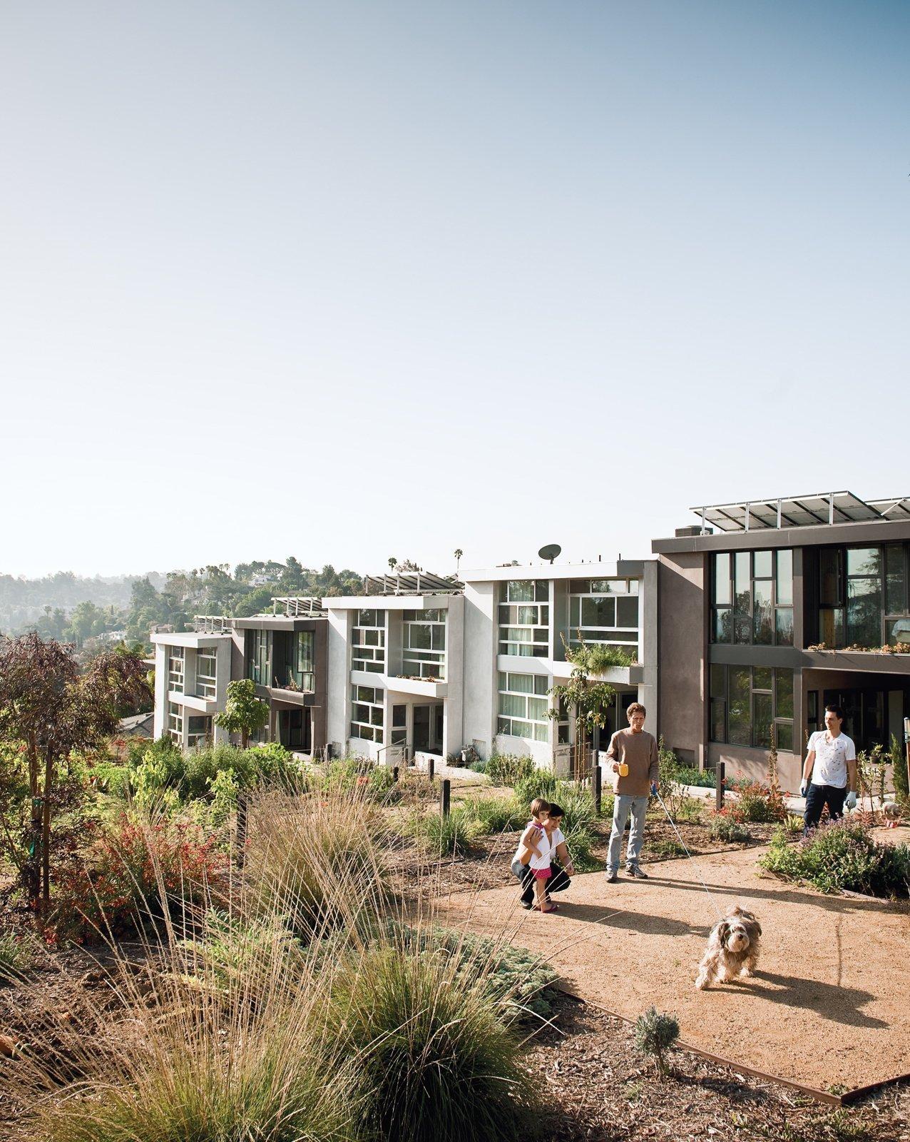 Unbelievably Green Housing Developments by Luke Hopping
