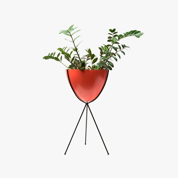 Hip Haven Tall Black Stand – Coral Bowl