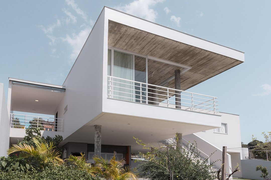 A Brazilian Architect Builds a Dream Home For Her Parents - Dwell