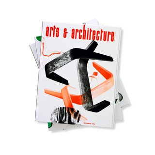 Arts & Architecture 1945-54.  The Complete Reprint