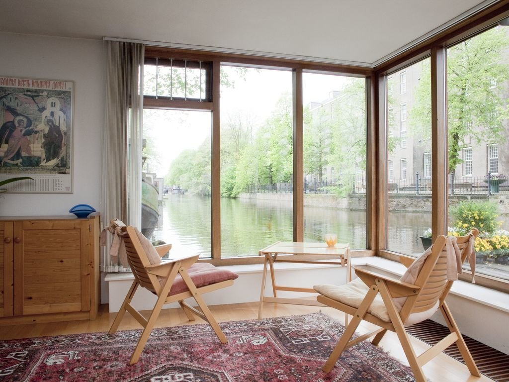 Photo 4 of 13 in Rent Out One of These Cool Houseboats or Floating Homes