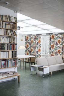 Swedish Designer Bruno Mathsson's Home Is a Perfect Midcentury Time Capsule - Photo 5 of 11 -