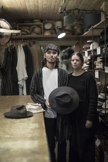 Lady Gaga's Hats Come From This Couple's Enchanting Workshop in Sweden