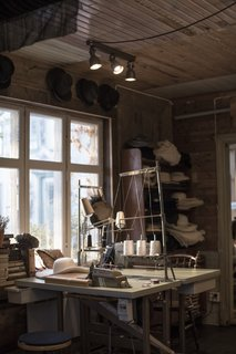 Lady Gaga's Hats Come From This Couple's Enchanting Workshop in Sweden - Photo 4 of 14 -
