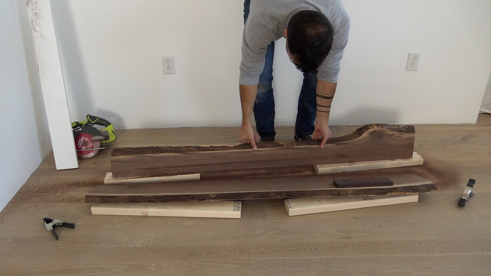Photo 3 of 13 in Dwell Made Presents: DIY Walnut Dining Table