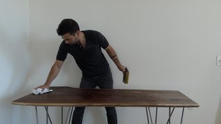 Dwell Made Presents: DIY Walnut Dining Table - Photo 10 of 12 -