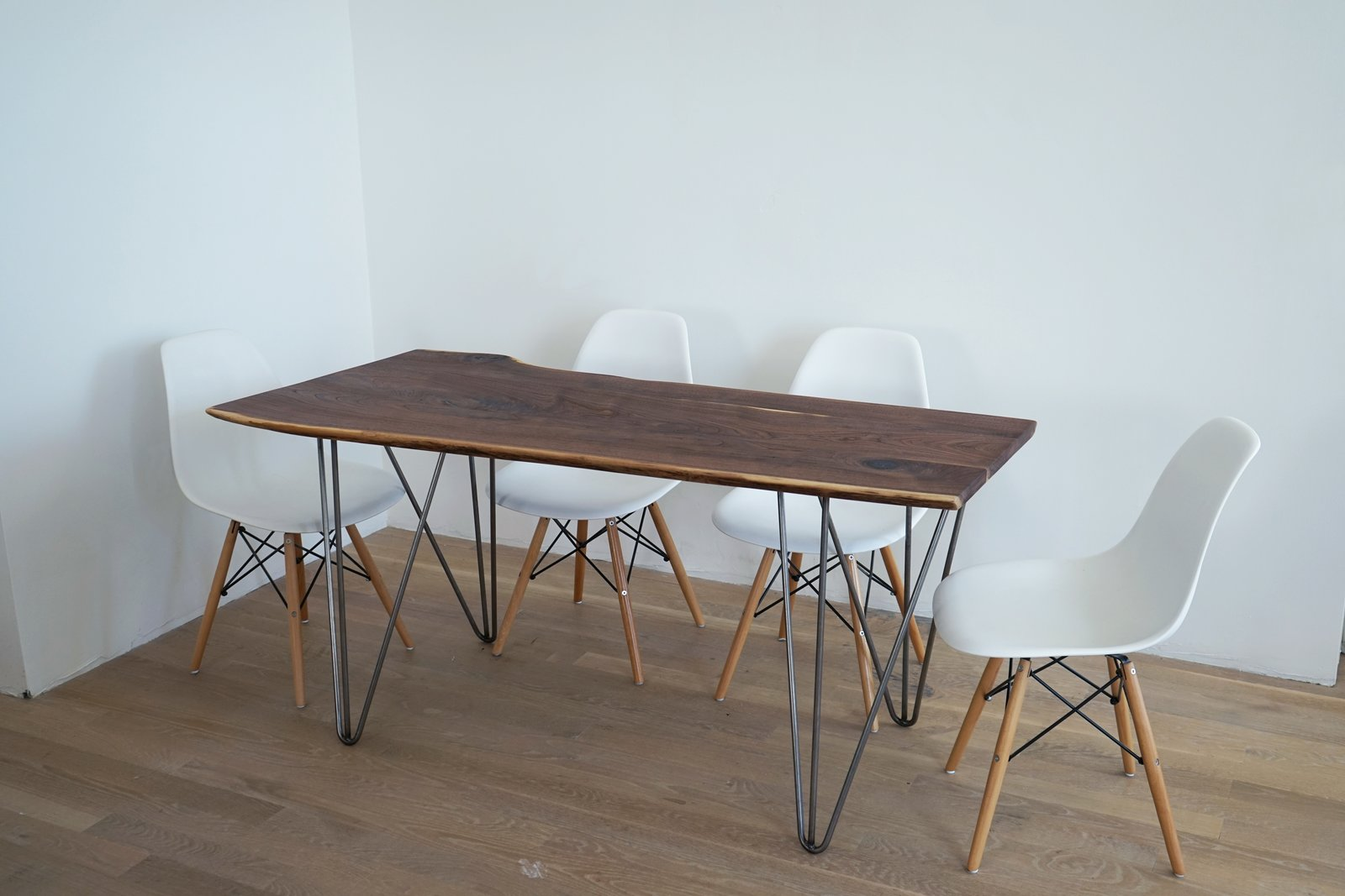 Photo 12 of 13 in Dwell Made Presents: DIY Walnut Dining Table